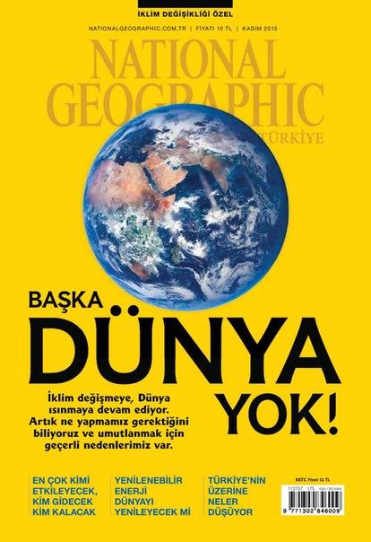 National Geographic Kasım 2015