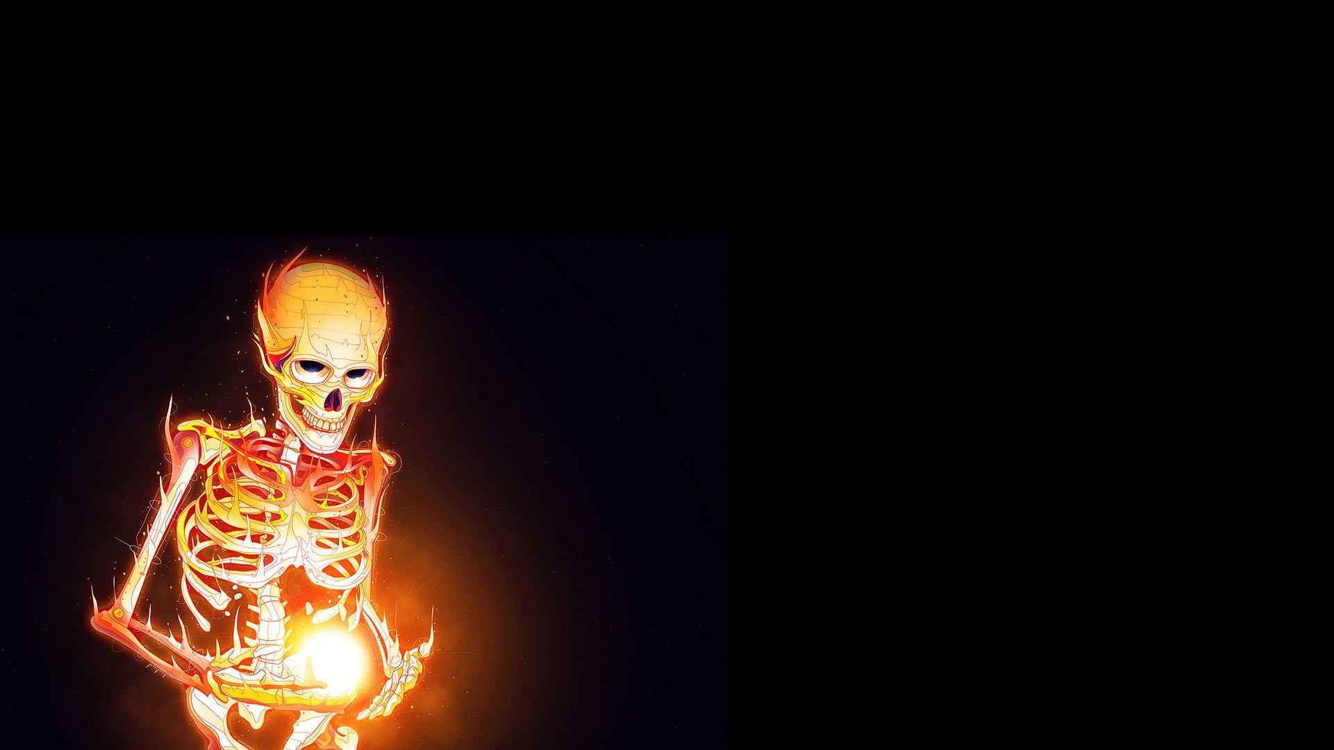 скелет  № 703108 загрузить