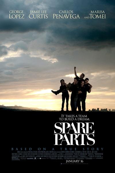 Yedek Parçalar | Spare Parts | 2015 | BRRip XviD | Türkçe Dublaj