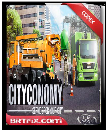 CITYCONOMY: Service for your City  [CODEX]  Full İndir  Oyun İndir  Oyun Download  Yükle