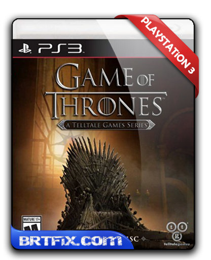 Game of Thrones Episode 1-5 PS3-DUPLEX - Full İndir - Oyun İndir - Oyun Download - Yükle