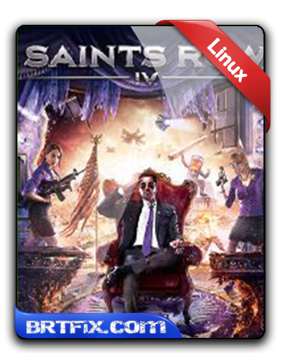 Saints Row IV Game of The Century Edition PROPHET Full İndir