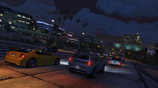 Grand Theft Auto 5 - GTA 5 İndir