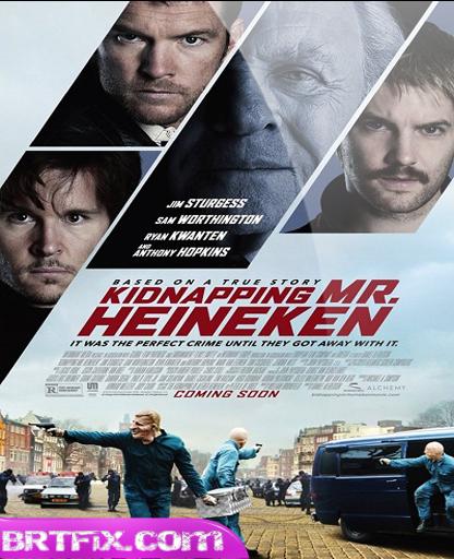 Bay Heineken'i Kaçırmak  Kidnapping Mr. Heineken 2015 Türkçe Dublaj Tek Link Film İndir