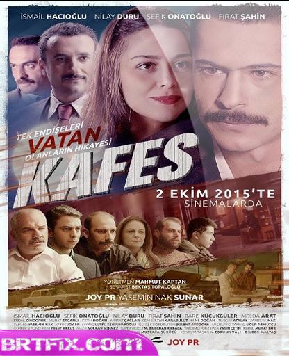 Kafes (2015) BRRip - 720p - 1080p Türkçe Dublaj - İzle - Film İndir