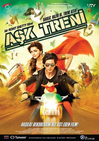 Aşk Treni | Chennai Express | 2013 | BRRip XviD | Türkçe Dublaj