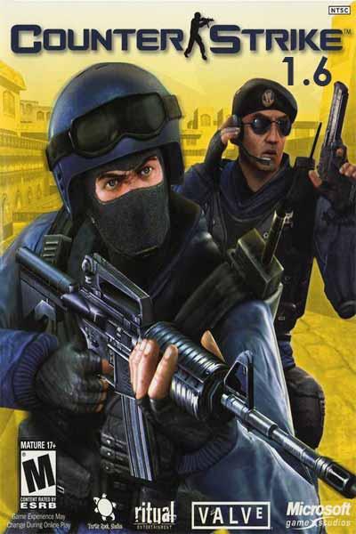 Counter Strike 1.6 Full İndir Download Yükle