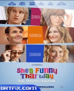 İlişki Durumu Kaçamak - She's Funny That Way - 2014 - 1080p - 720p - BRRip - Türkçe Dublaj - Film - İndir