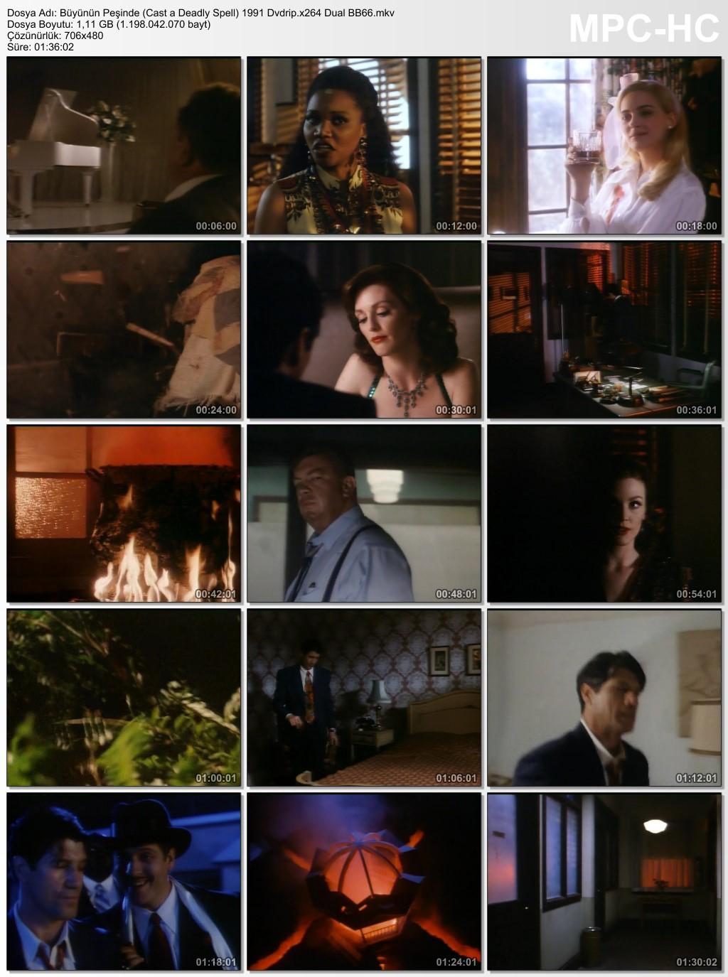 Büyünün Peşinde (Cast a Deadly Spell) 1991 Dvdrip.x264 Dual Türkce Dublaj BB66 (1) - barbarus