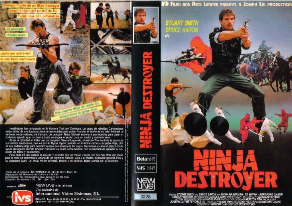 Yokedici Ninja (Ninja Destroyer) 1986 Dvdrip Dual Türkce Dublaj BB66 (2) - barbarus