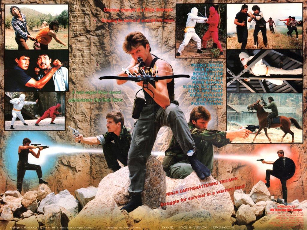 Yokedici Ninja (Ninja Destroyer) 1986 Dvdrip Dual Türkce Dublaj BB66 (1) - barbarus