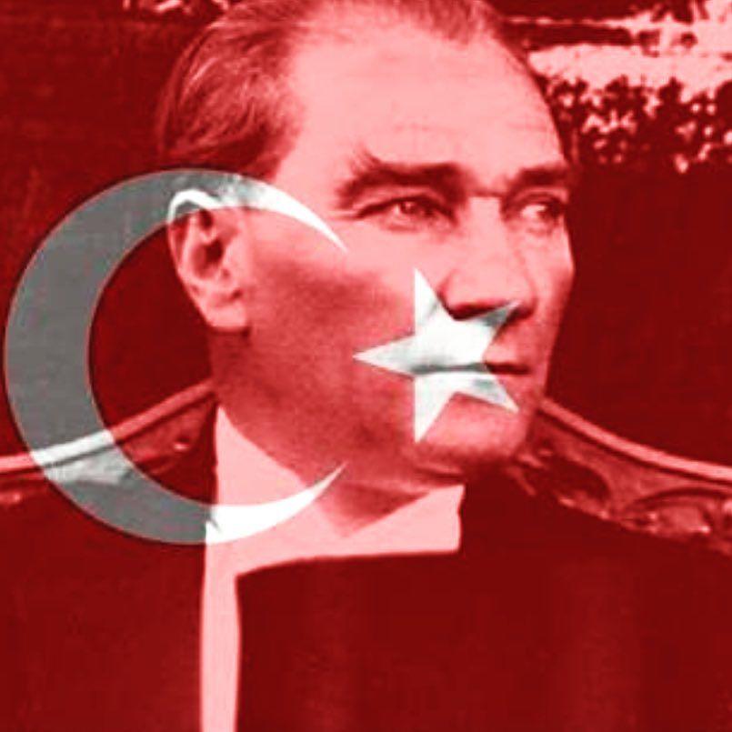 Turk bayragi, Ataturk ve Turk bayragi, Atatuk, Turk bayragi - maffay