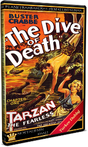 Korkusuz Tarzan (Tarzan The Fearless) 1933 Dvdrip Dual Türkce Dublaj BB66 - barbarus