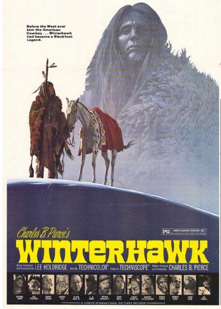 Kış Şahini  - Winterhawk (1975) - barbarus