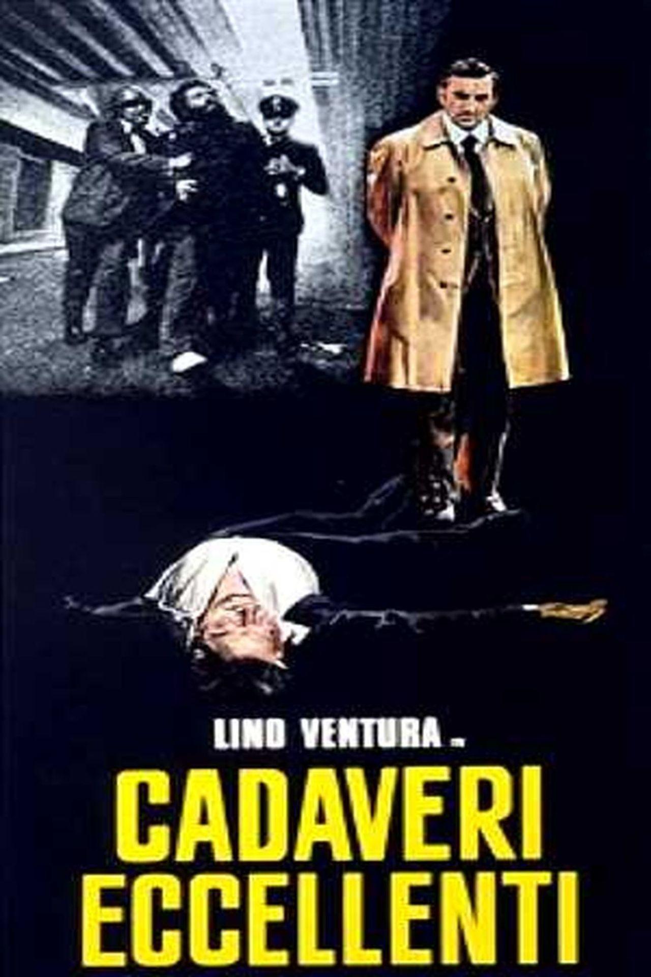 Muhteşem Cesetler - Cadaveri Eccellenti (1976) - barbarus