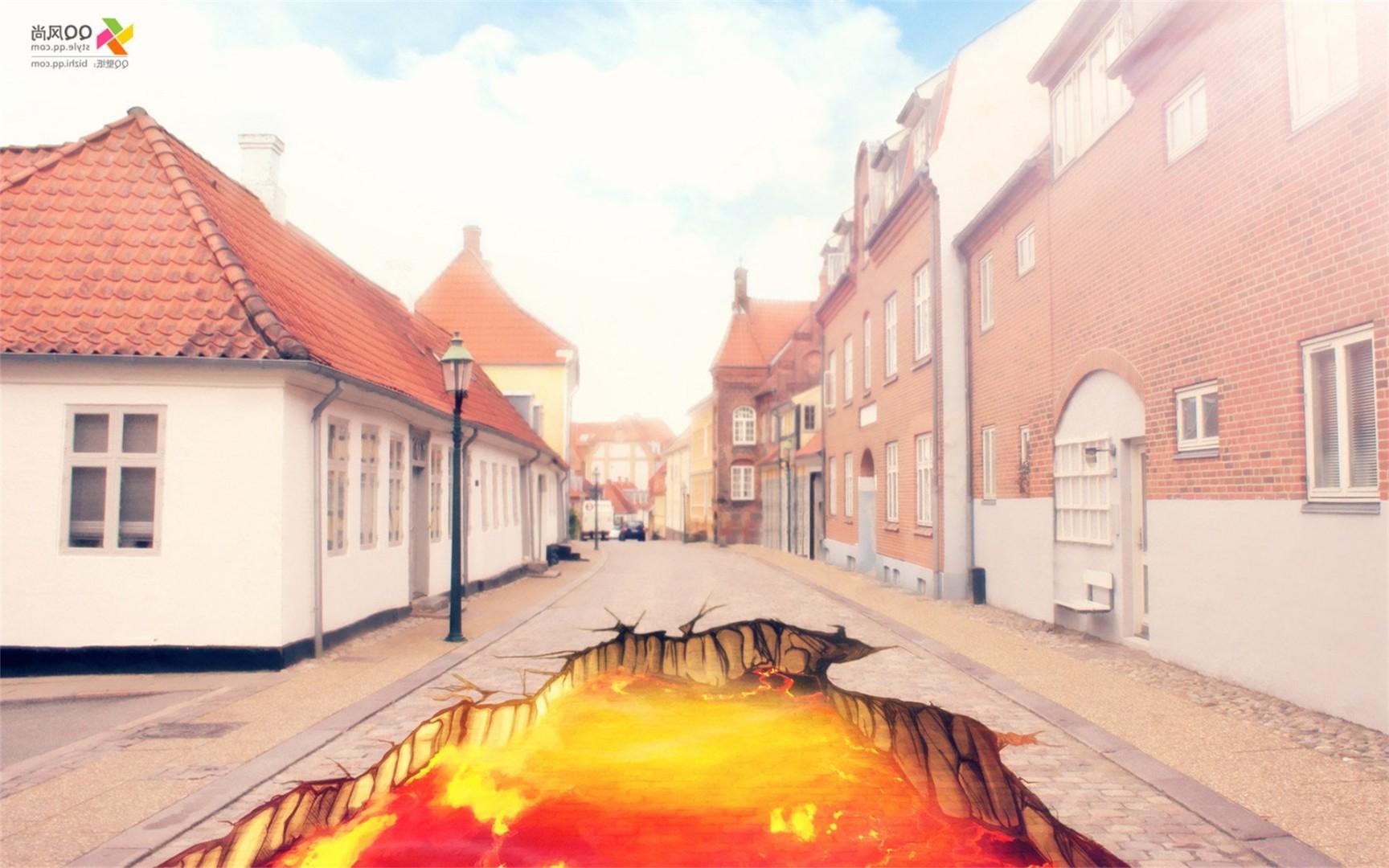 broken street magma - Wallect