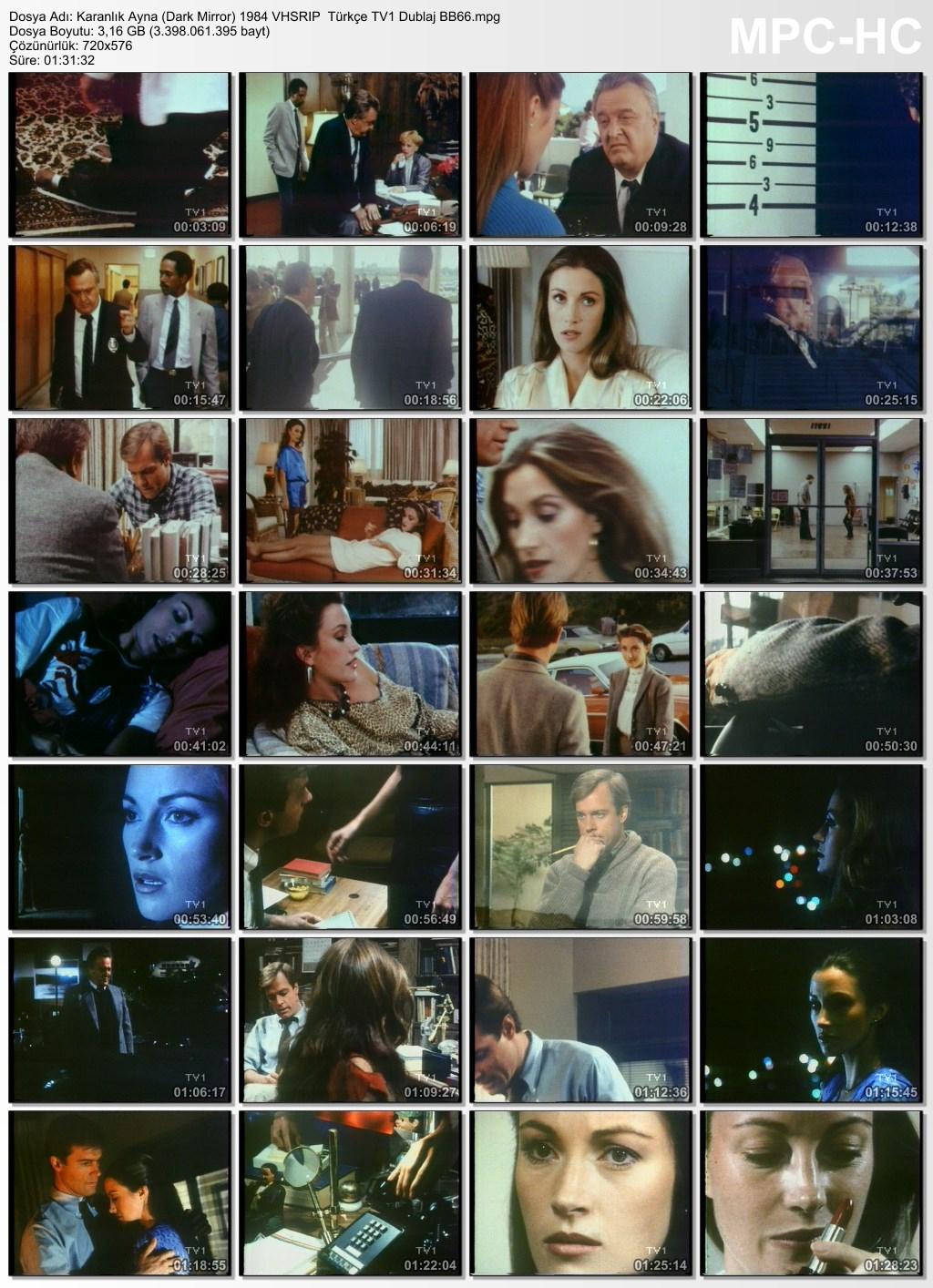 Karanlık Ayna (Dark Mirror) 1984 VHSRIP  Türkçe TV1 Dublaj BB66 - barbarus
