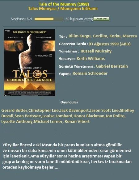 Talos Mumyası (Talos The Mummy) 1998 DVDRip.x264 Dual Türkce Dublaj BB66 (2) - barbarus