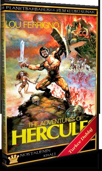 Herkülün Maceraları (The Adventures Of Hercules II) 1985 BluRay 1080p.x264 Dual Türkce Dublaj BB66 - barbarus