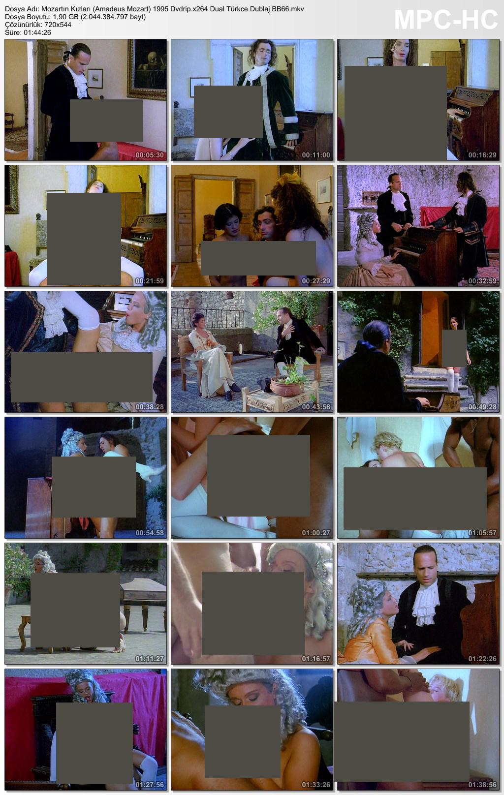 Mozartın Kızları (Amadeus Mozart) 1995 Dvdrip.x264 Dual Türkce Dublaj BB66 - barbarus