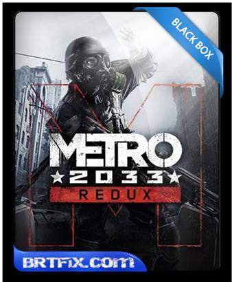 Metro 2033 Redux Bundle Black Box CODEX Full İndir Oyun Download Yükle