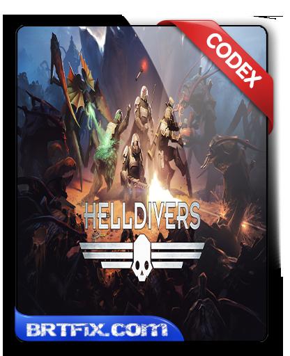 Helldıvers - CODEX - Full İndir Download Yükle