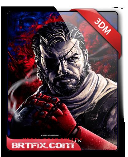 Metal Gear Solid 5 The Phantom Pain  3DM  Full  Oyun  İndir