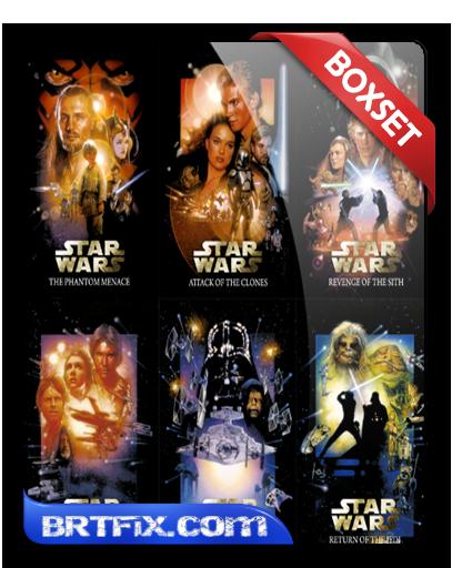 Yıldız Savaşları Star Wars 1977-2015 Türkçe Dublaj  BOXSET BRRip 720p 1080p Downlaod Yükle İndir