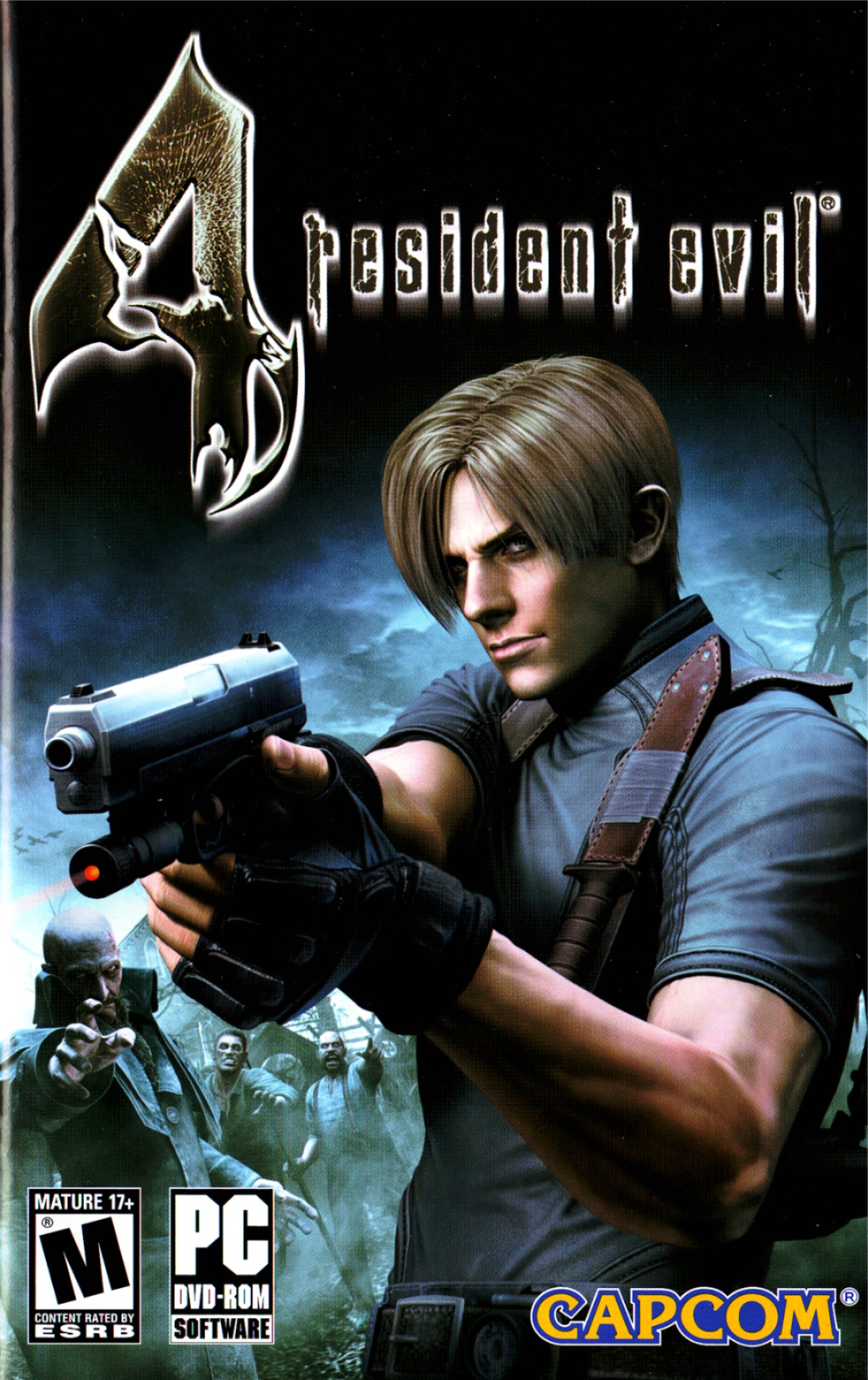 Resident Evil 4 - Tek Link İndir