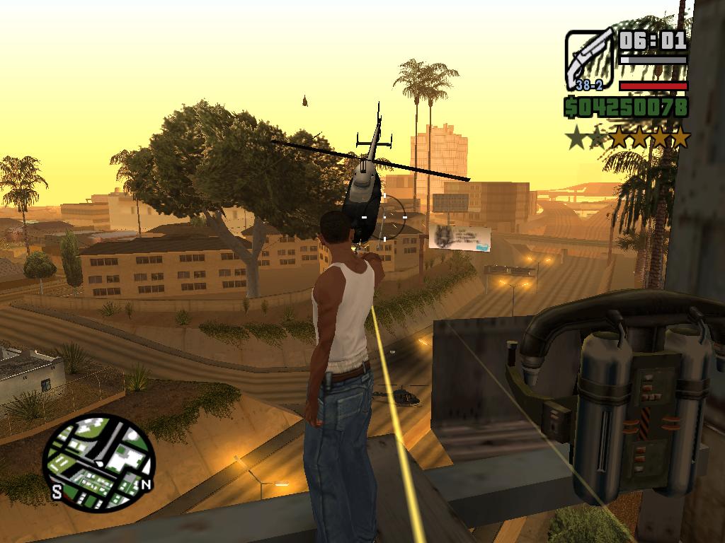 GTA San Andreas mobile download free - javamoborg