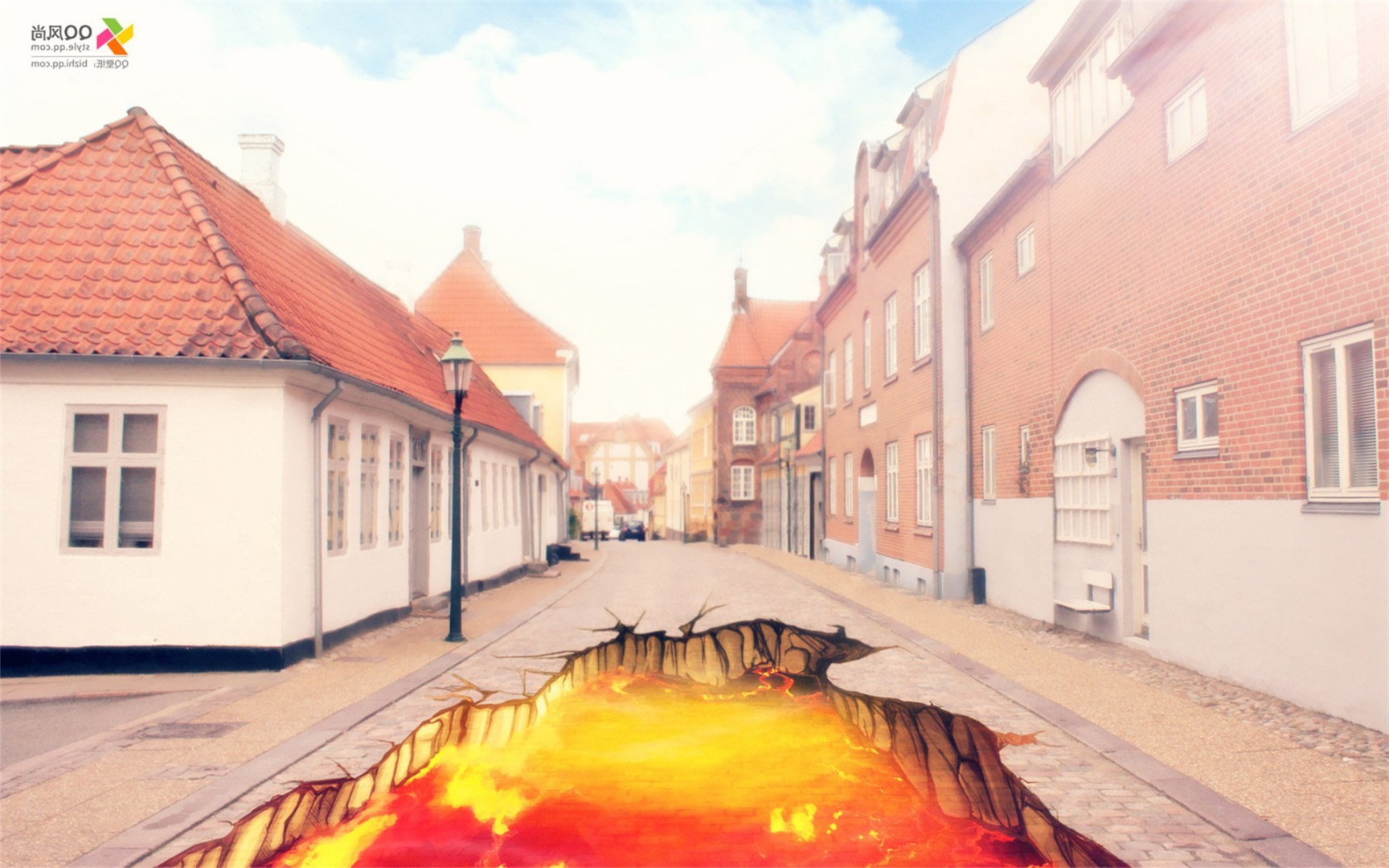 broken street magma