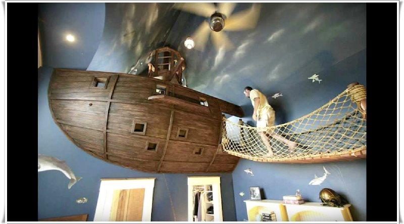 Nuhun gemisi modeli asma tavan