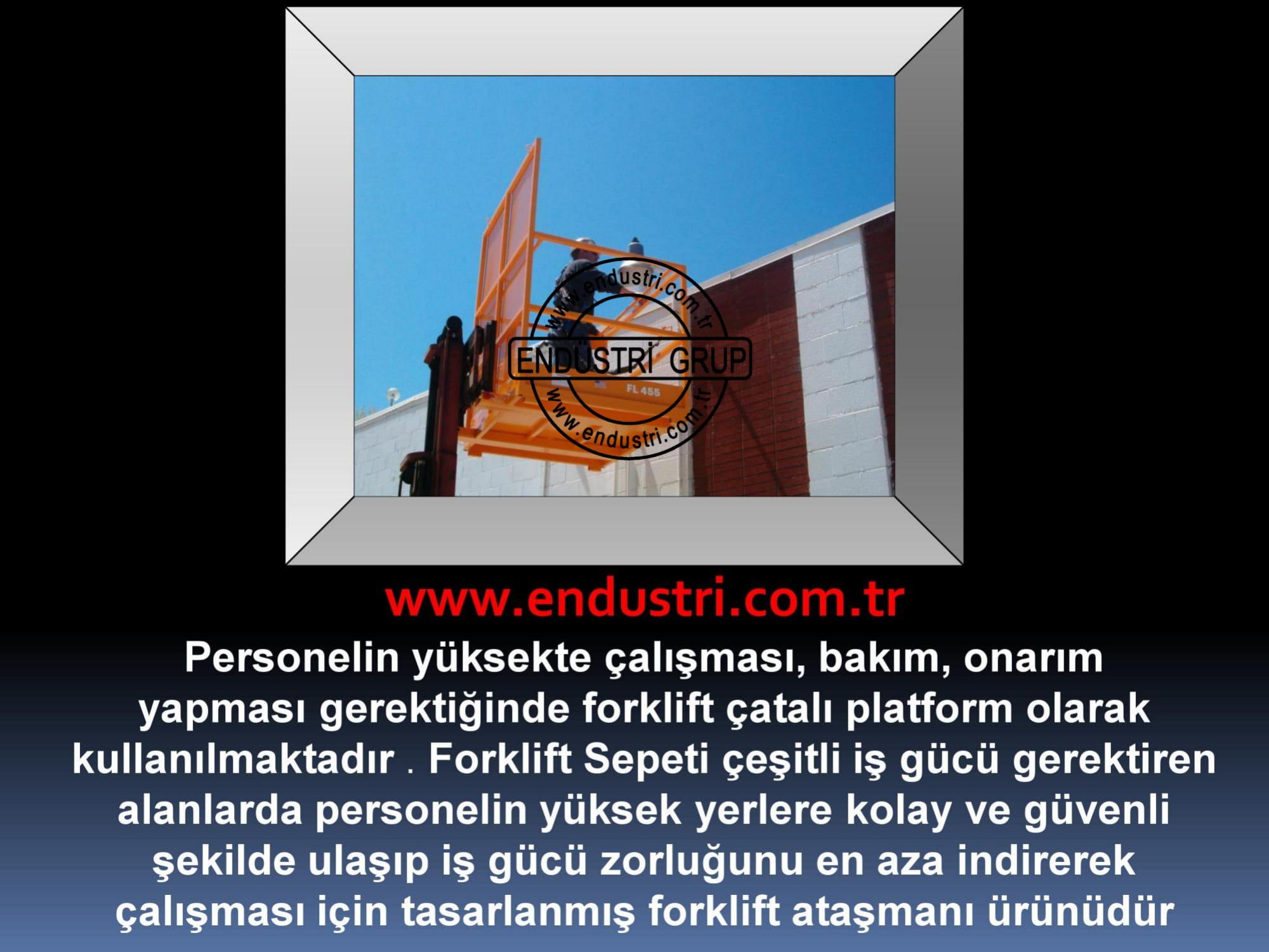 forklift personel tasima sepeti kaldirma ilkyardim bakim tamir sepetleri personel platformu imalati fiyati (11)