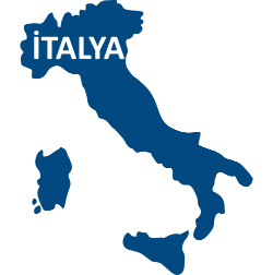 italya logo map