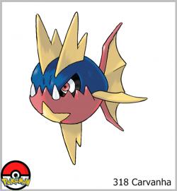 318 Carvanha