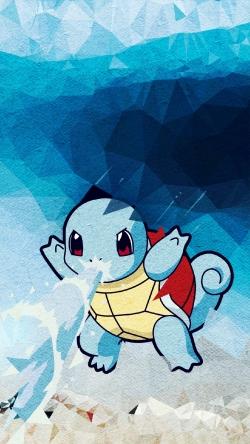 Pokemon Go Squirtel poo Iphone hd wallpaper