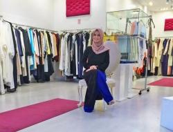 Kayseri'nin İlk Tesettür Giyim Butiği Huuri Butik