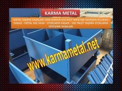 Metal tasima kasalari sevkiyat kasasi parca tasima paleti istanbul konya izmir bursa (40)