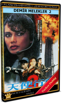 Demir melekler 2 (İron Angel 2) 1988 Dvdrip Dual Türkce Dublaj BB66 (1)