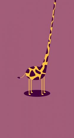 long giraffe