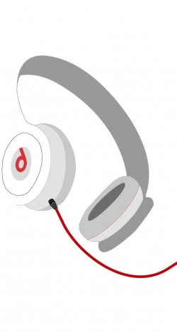 listen to music with headphones