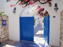 çiçekli kapılar (2)