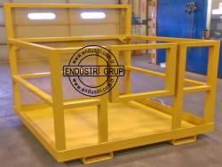 forklift insan tasima sepeti personel kaldirma platformu tamir bakim sepetleri imalati fiyati (26)