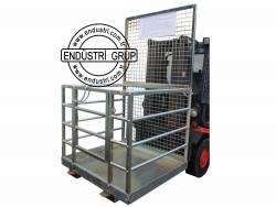 forklift insan tasima sepeti personel kaldirma platformu tamir bakim sepetleri imalati fiyati (32)