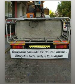 kamyonarkası