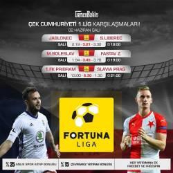 02.06.2020 Çek ligi