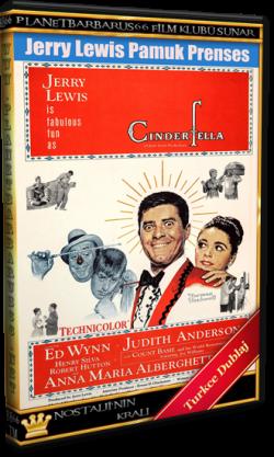 Jerry Lewis Pamuk Prenses (Cinderfella) 1960 WEB-DL Dual Türkce Dublaj BB66