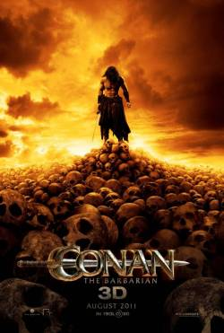 Conan the Barbarian (2011) 50 x 70 Poster